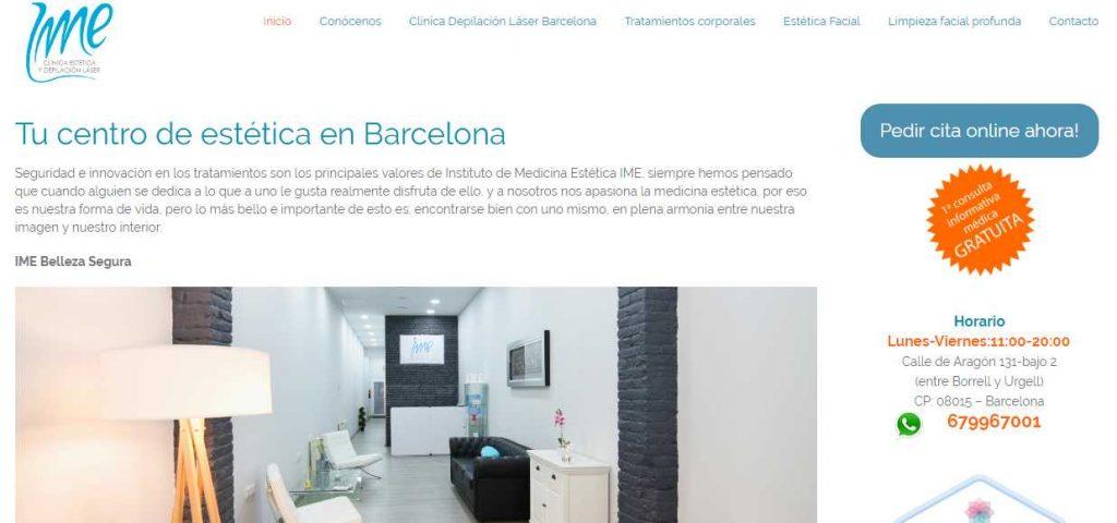 centro estetica barcelona