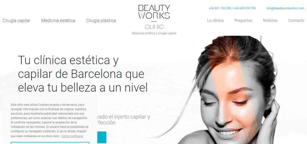 Clinica implante capilar barcelona