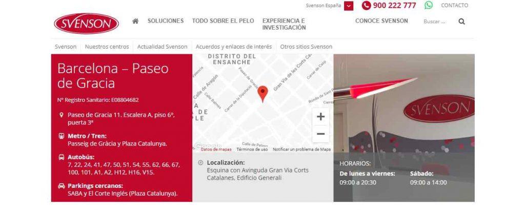 clinica capilar barcelona