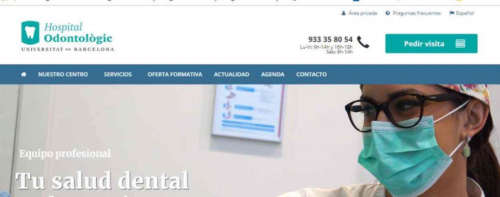 Hospital Odontologico barcelona