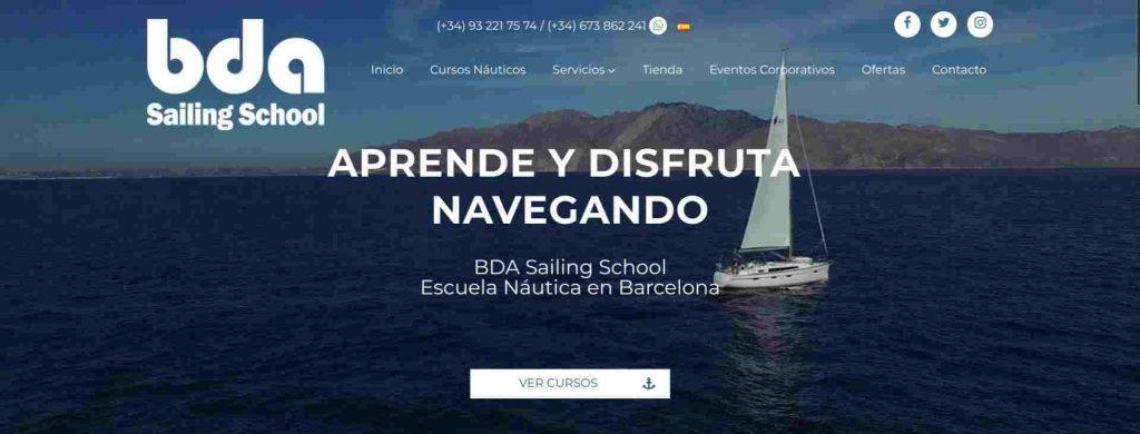 bda sailing