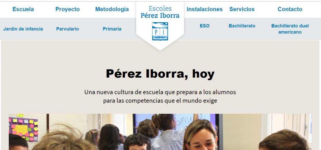 colegios privados barcelona