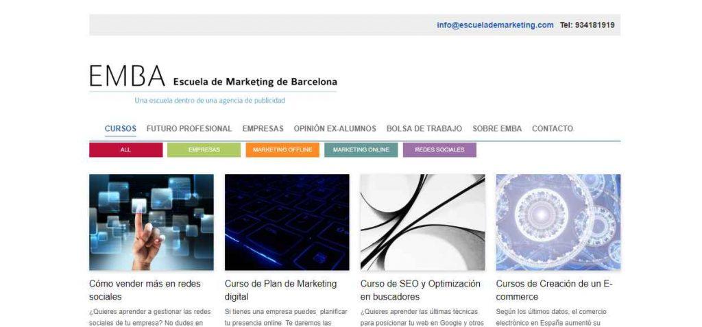 cursos seo en barcelona