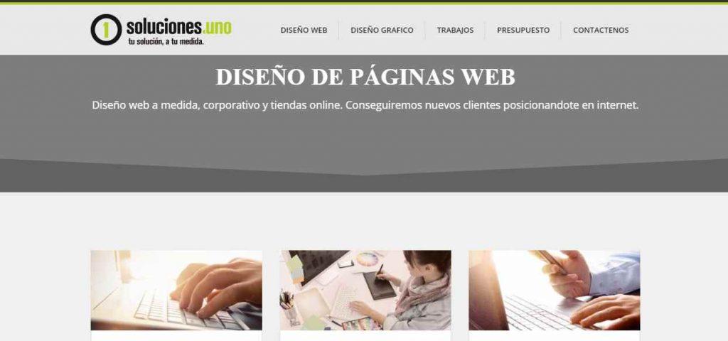 diseños paginas web barcelona