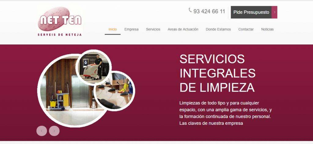 empresas limpieza barcelona