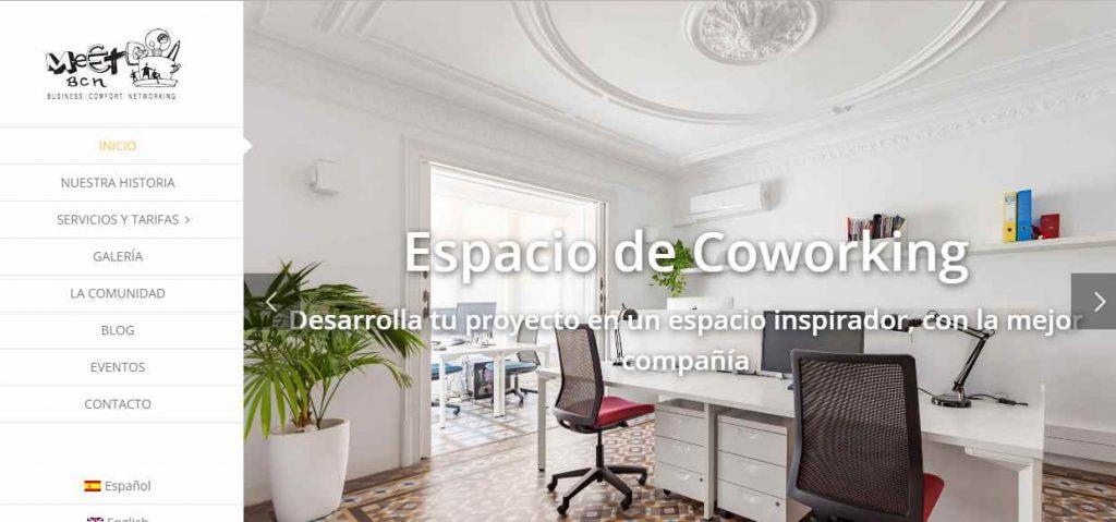 espacios coworking barcelona