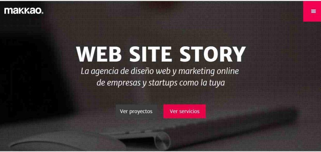 agencia diseño web barcelona