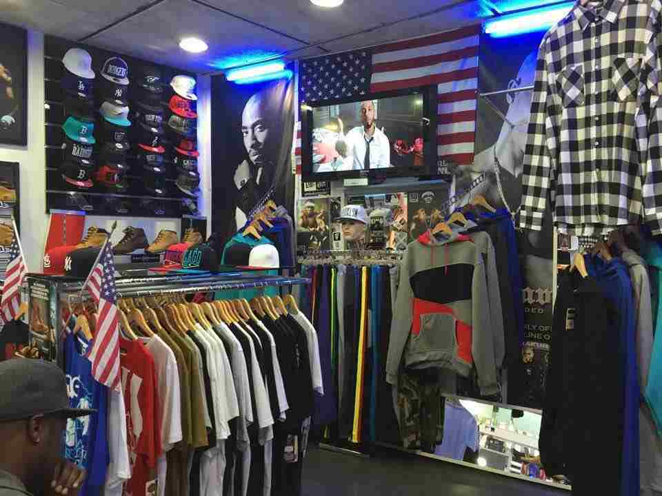 tienda de ropa hip hop barcelona